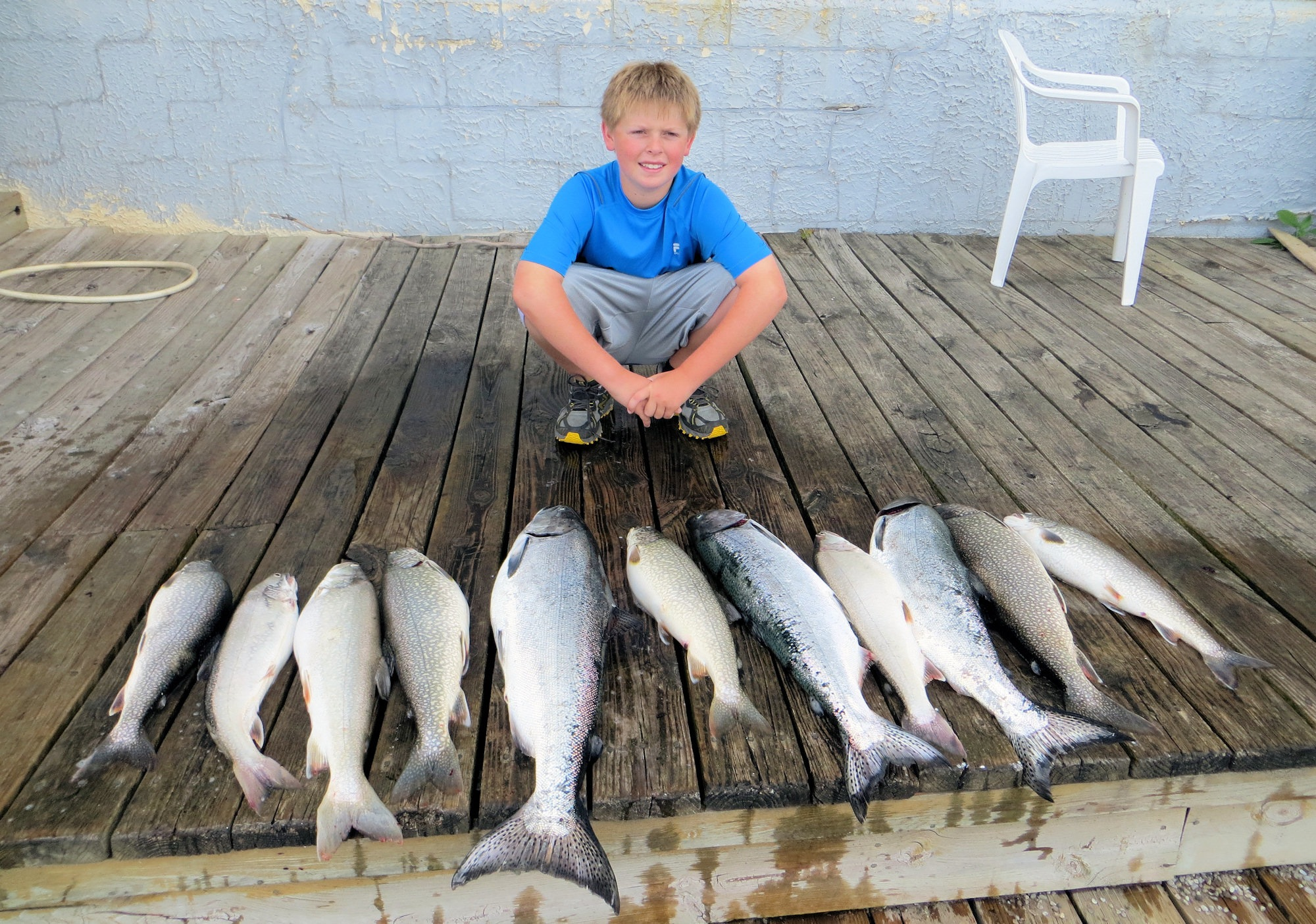 A boy his fish sfm blog for Biggest fish ever caught